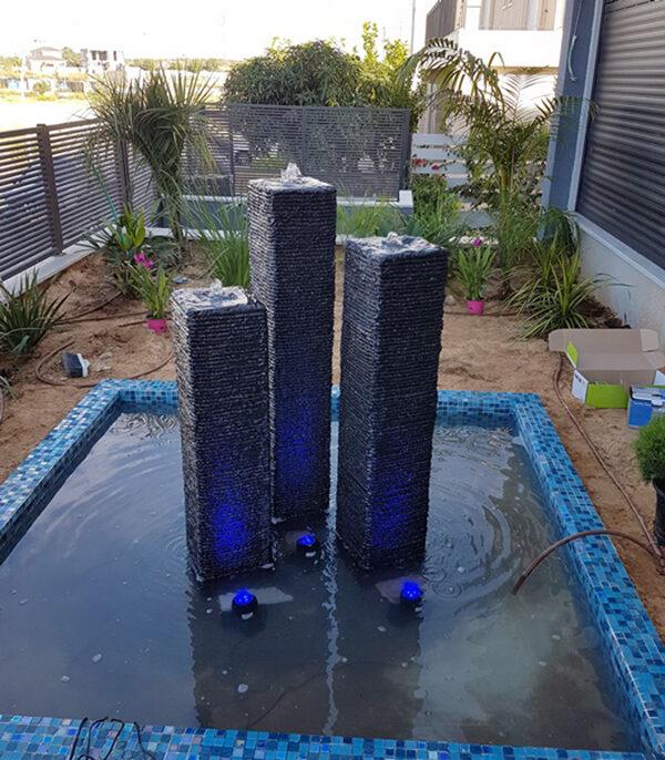 מזרקות מים לגינה