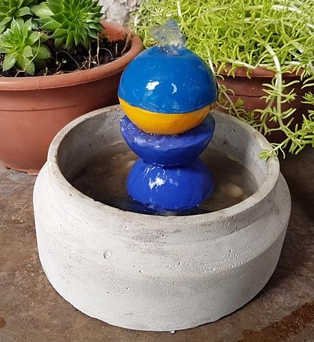 מפל מים לבית